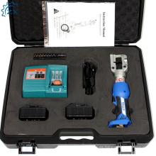 Buen precio herramienta de prensado de cobre hidráulica independiente dieless herramientas de batería hexagonal