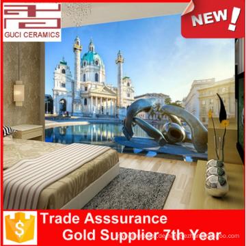 neues Design für 3d Fliese und Porzellanfliese für Würfel barthroom Design 3d flooring and3d Wandbild Fliesen