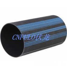 Courroie de distribution industrielle en caoutchouc néoprène, ceinture de puissance de Transmission/Desheng/imprimante, 960h