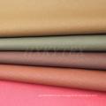 Faille Streifen-Polyester-Gewebe für Mode-Mantel