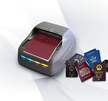 High speed OCR passport scanner