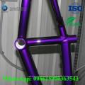 Color Anodized Aluminium CNC Casting Bike Part