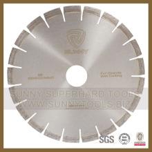 Factoryt precio, de alta calidad de corte de granito de diamante Saw Blades