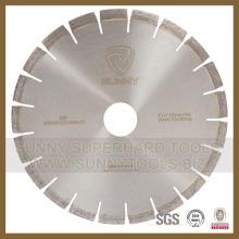 Prix Factoryt, lames de scie à coupe granite de diamant de haute qualité