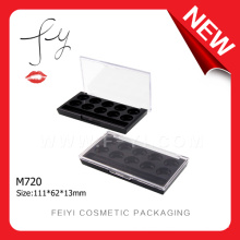 Rectangle Wholesale Recycled Cosmetic Packaging Makeup Eyeshadow Palette