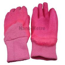 NMSAFETY ventes chaudes bonne qualité hiver chaud enfants gants de jardin pour un usage de sécurité
