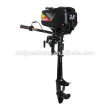 China 2-Stroke 3.6hp outboard motors for inflatable boats