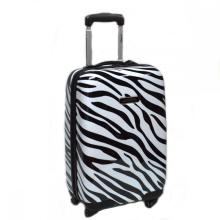 ABS&PC Zebra-stripe Luggage with Good Quality