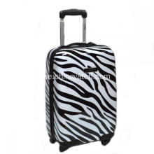 ABS & PC Zebra-stripe Bagage med bra kvalitet