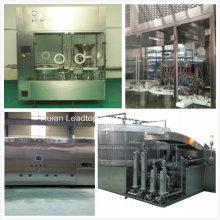 Projet clé en main pour la chaîne de production et de remplissage de bouteilles de pénicilline