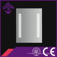 Jnh182 nouveau style miroir de meubles de salle de bains LED sans cadre et sans brouillard