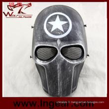 Tactique Captain America masque Ziz01-Jj masque en plastique