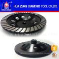 Turbo Diamond Grinding Wheel for Concrete