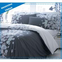Edredón de algodón Ropa de cama con sábana