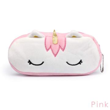 PLUSH UNICORN PENCIL CASE-0