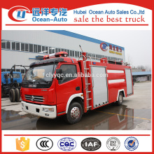 DFAC new condition 3~4 ton pumper from suizhou factory