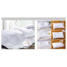 200-400T Algodón egipcio algodón egipcio al por mayor hojas para hoteles