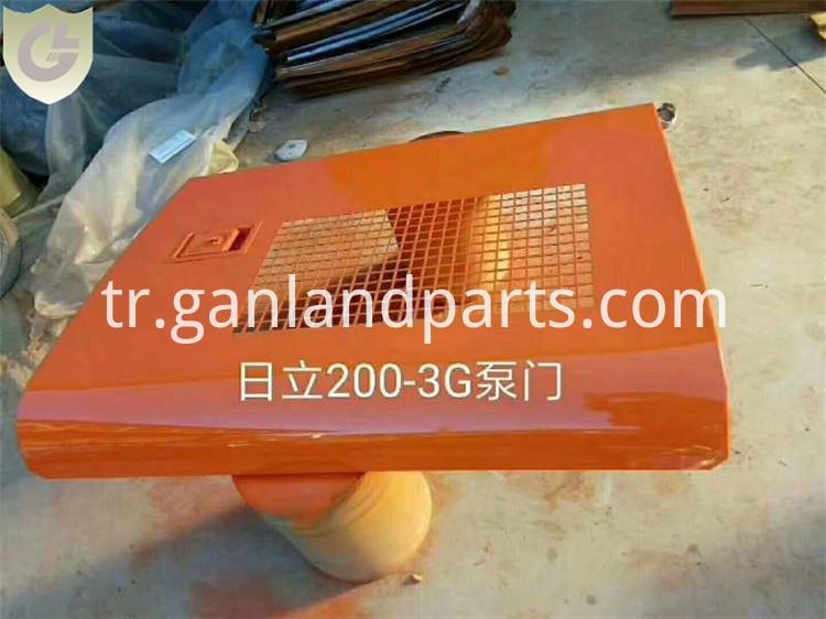 EX200 Water Tank Door