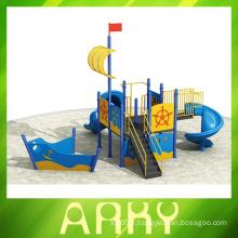 Série magique PE board enfants équipement de terrain de jeux extérieur