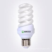 Energiesparlampe der vollen gewundenen T3 CFL Birne 15W