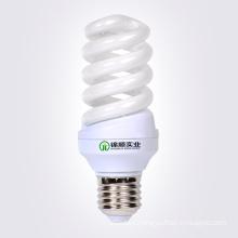 Bulbo completo da economia de energia 15W do bulbo T3 CFL da espiral