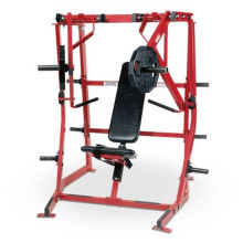 Plate Loaded Hammer strength Iso-Lateral Decline Press