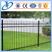 High quality galvanized garrison fence,heavy duty security fence