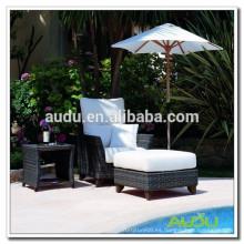 Canasta de mimbre tumbonas / sol cama / chaise lounge