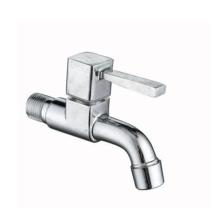 Robinet de salle de bain à sens unique en alliage de zinc