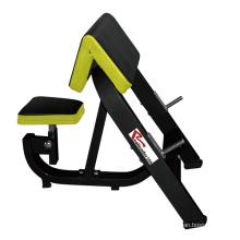 Equipamentos de fitness equipamentos/ginásio para sentados pregador Curl (SMD-2005)