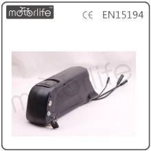MOTORLIFE 2013 новая Ванна электрический велосипед литий-ионный аккумулятор с USB-гнездом