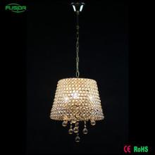 Beliebte China Moderne Quallen Form Crystal Pendant Lighting