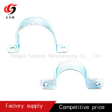 Pipe Fittings Metal Conduit Saddle Galvanised Clip
