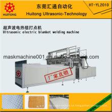 Máquina de soldadura ultrasónica automática Máquina de soldadura ultrasónica de la manta