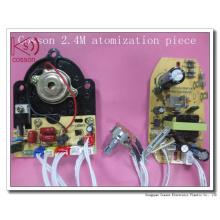 Transdutor Piezoelétrico de Atomização Ultrassônica de 2,4MHz