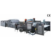 Zxsw-uma máquina de impressão completamente automática do cilindro da parada do cilindro
