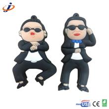 Lecteur flash USB de style Psy Gangnam (JV1022)
