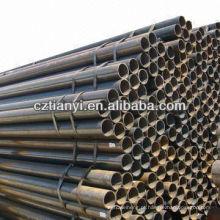 Tubo de aço soldado de carbono de 3 1/2 polegadas