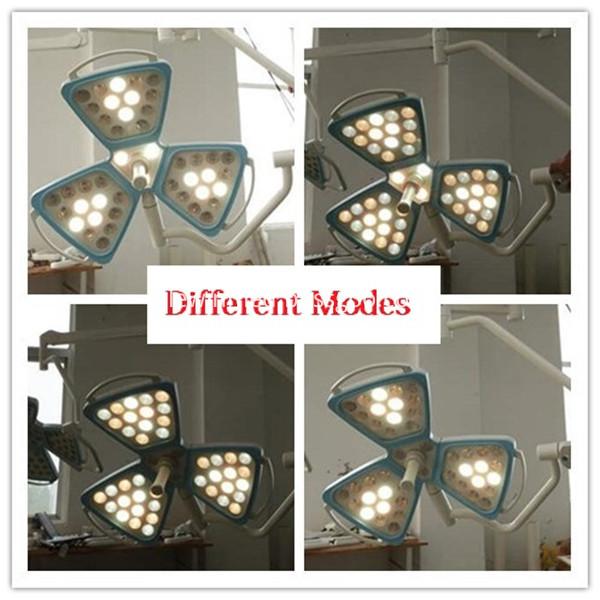 Four model petal surgery light