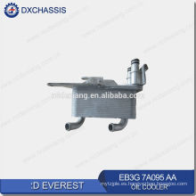 Enfriador de aceite genuino Everest EB3G 7A095 AA