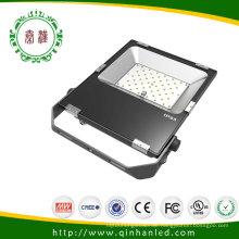IP65 50W Outdoor LED Flood Light Luminaire (QH-FLTG-50W)