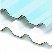 chapa de telhado oca de resistência a intempéries para construções
