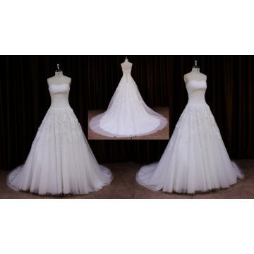 China Guangzhou Wedding Dress Factory