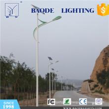 9m / 70W einarmiger Pole Soalr LED Straßenleuchte (BDTY970S)