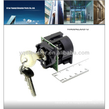 KONE puerta de ascensor llave, cerradura del elevador km804250g10
