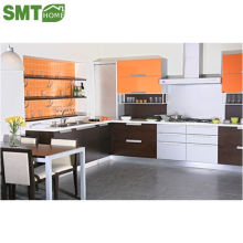 popular modern modular MDF customized kitchen cabinet sheet