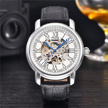 custom auto dress mens mechanic watch