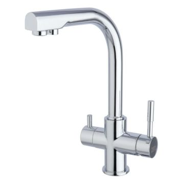 Tiga cara Kitchen Sink Mixer Taps