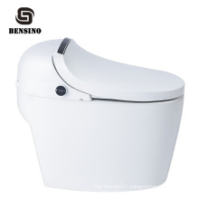 Foot Feeling Clamshell Smart Toilet Home Smart Toilet Automatic Clamshell Smart Toilet