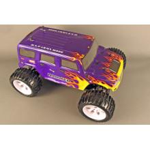50km / H Camión Monster RC de velocidad rápida Hsp